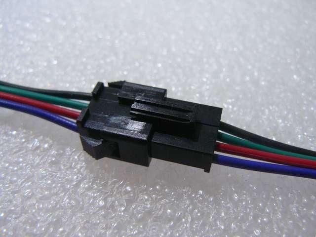 prewired wire to wire 4 wire connector pair rh sparks gogo co nz Mopar Wiring Connectors wiring connectors mississauga