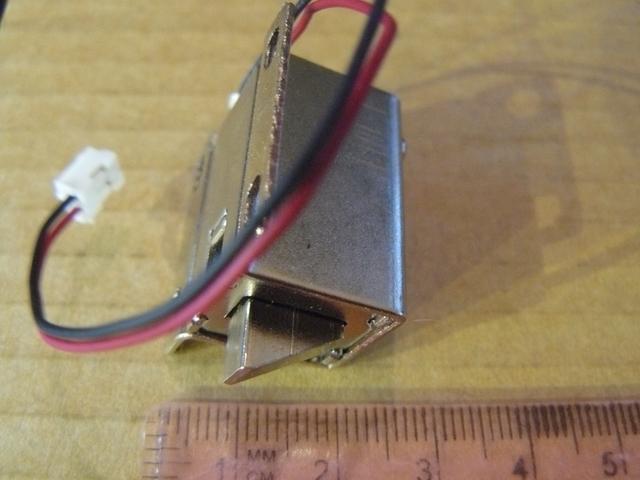 & Solenoid Door Lock (Cupboard Door Size)