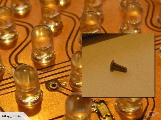 Pcb Micro Rivets 08mm For Diy Vias