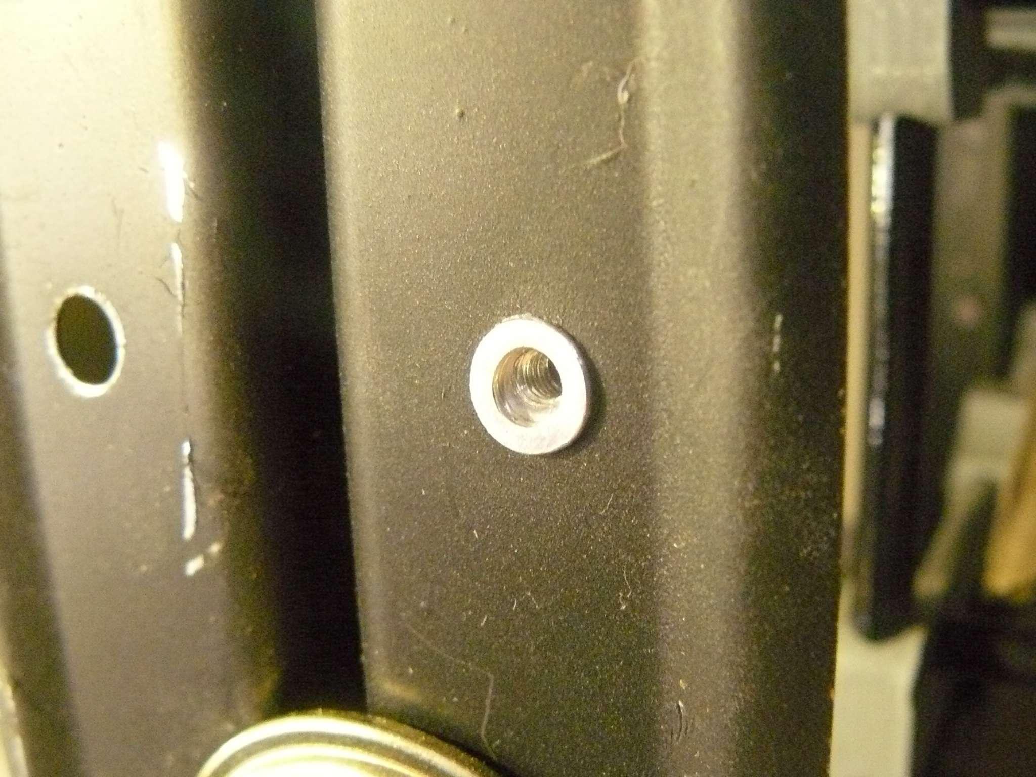 Inserting M3 Rivnuts With A Standard Pop Rivet Gun