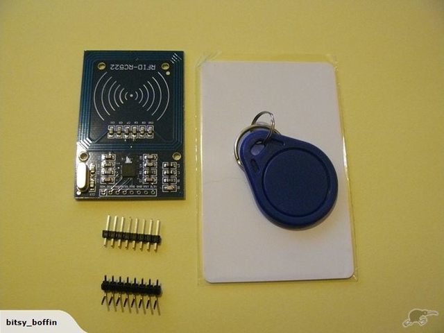 Buy this RFID Experimenters Kit for Arduino etc    at our